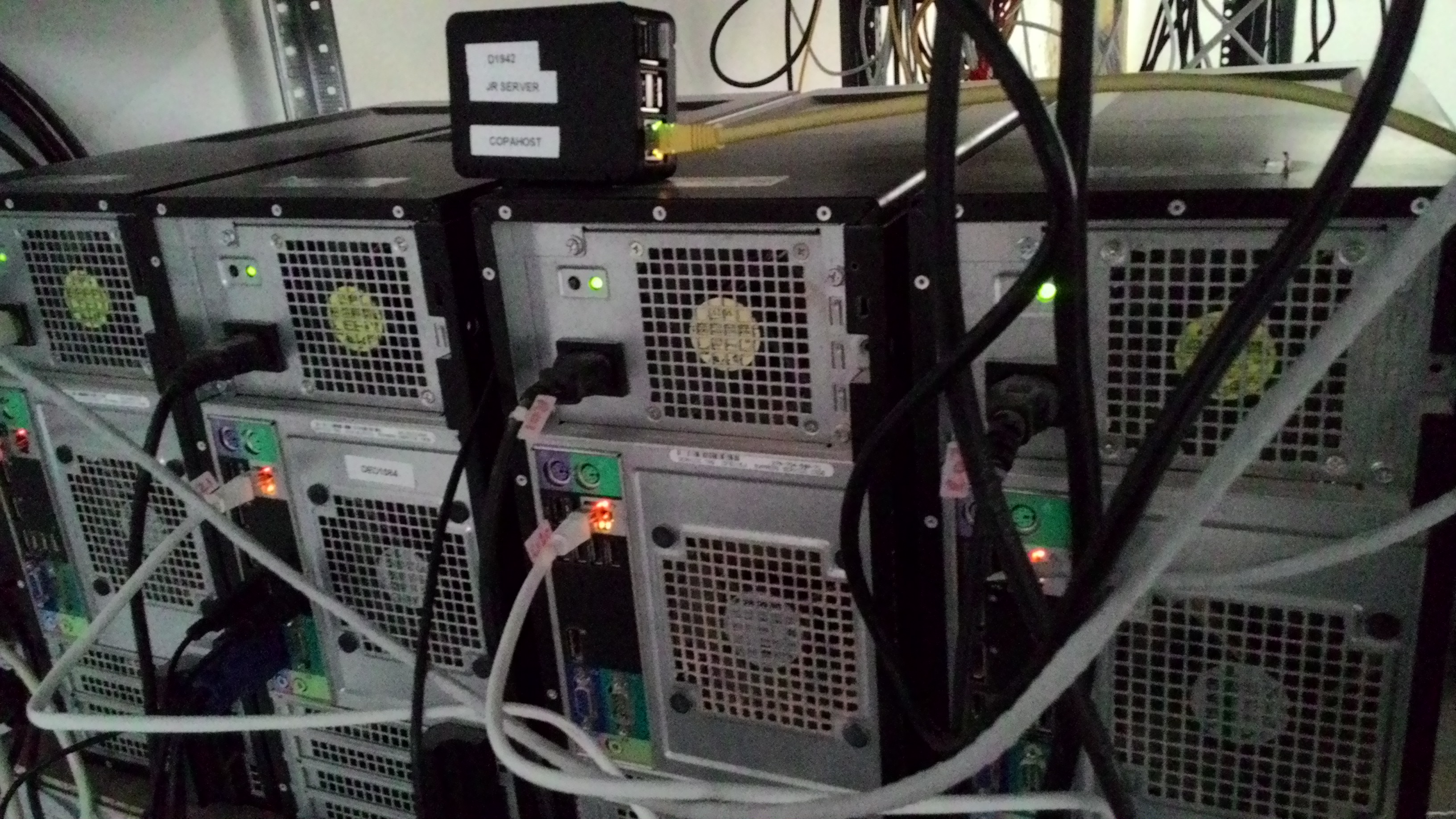 rasp dedicated server in datacenter img2