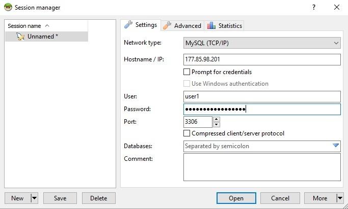grant mysql remote access 1