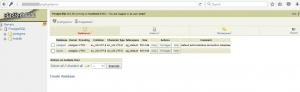 install postgresql in ubuntu and manage with pgadmin