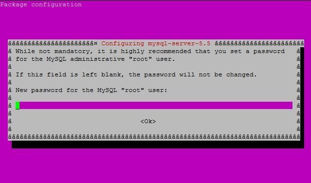 reset mysql root password in ubuntu