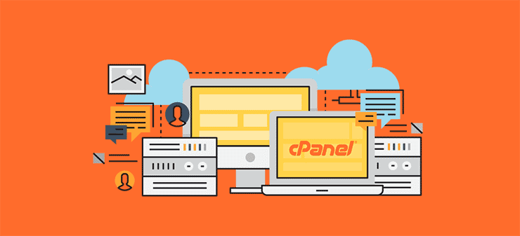 cpanel and domain hosting