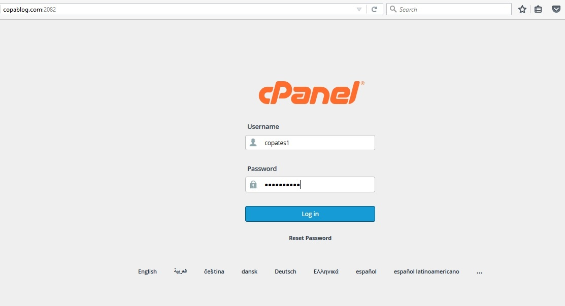 How to increase PHP Memory Limit in cPanel - Copahost