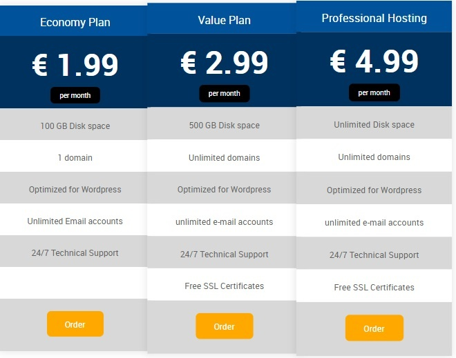 cheap and best domain hosting at copahost