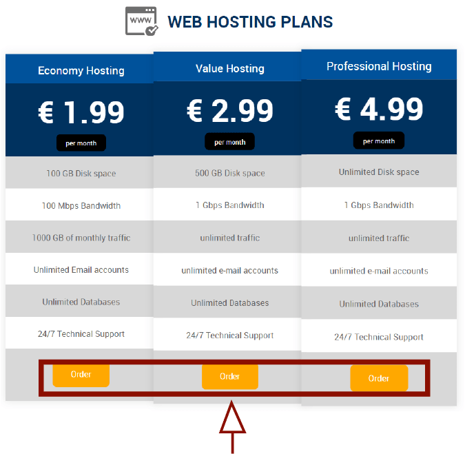 Obtain a Webpage Hosting at CopaHost