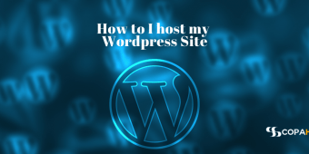 how to I host my wordpress site?