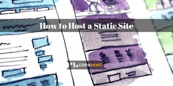 How to Host a Static Site