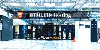 html file hosting