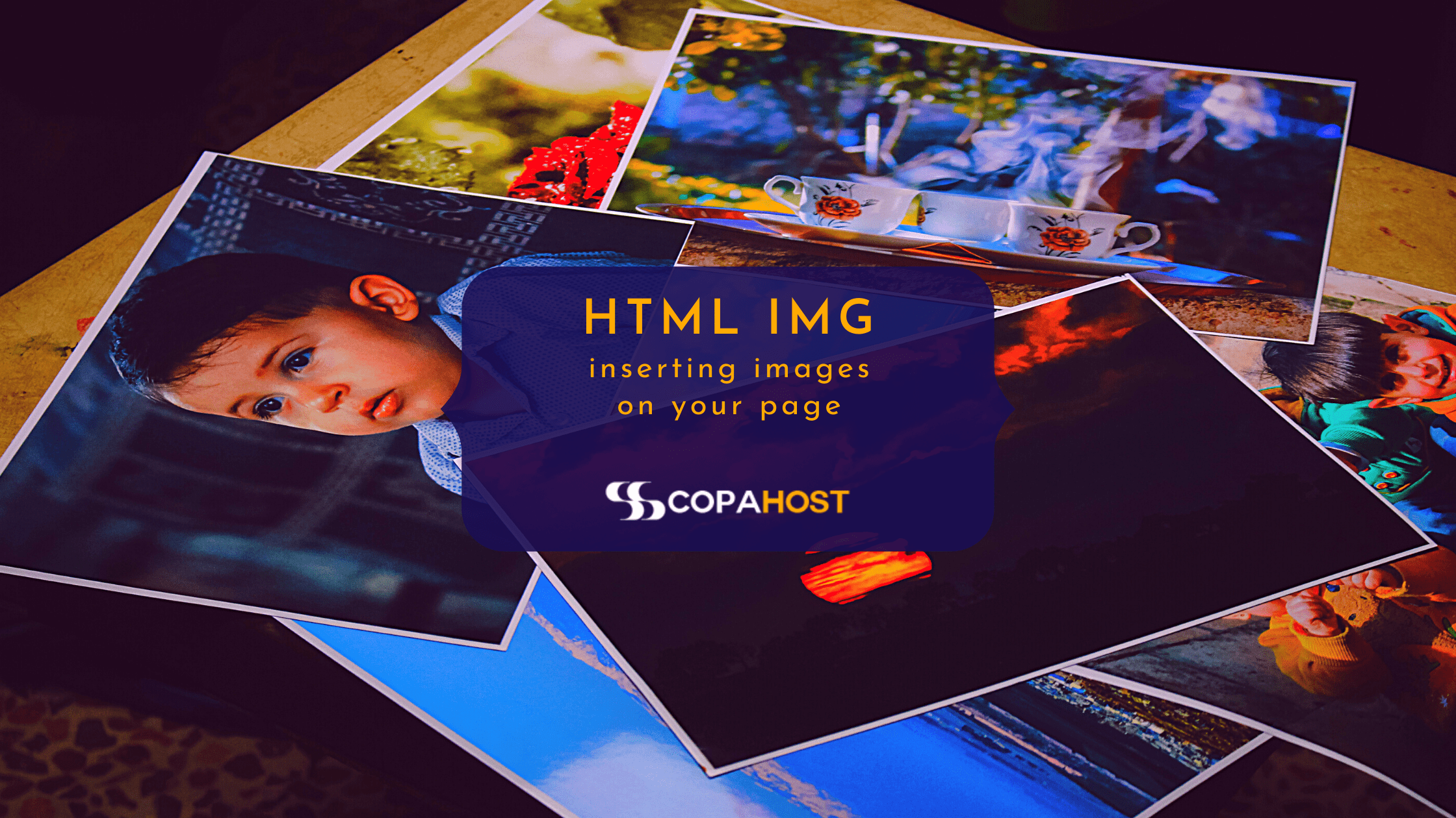 HTML IMG: inserting images on your page
