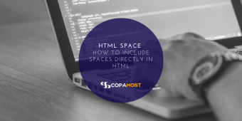 HTML Space: how to include spaces directly in HTML